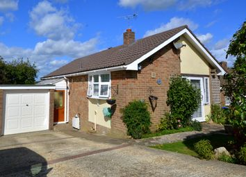 Thumbnail 2 bed detached bungalow for sale in Downlands, Pulborough