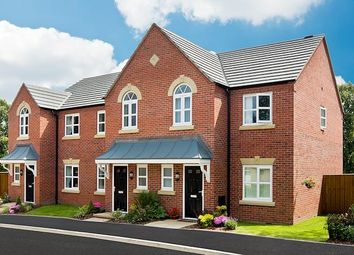 Thumbnail 3 bed mews house for sale in The Meadows, Wharford Lane, Sandymoor