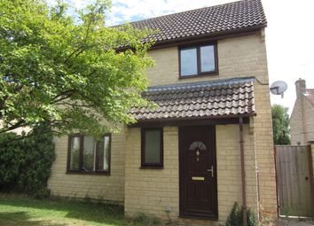 Thumbnail 3 bed detached house to rent in Swynford Close, Kempsford, Fairford