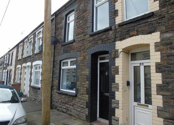 Thumbnail 3 bed terraced house to rent in Greenfield Street, Bargoed