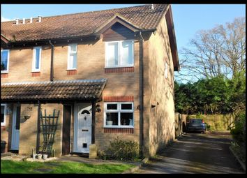 Thumbnail 2 bed end terrace house for sale in Wetherby Court, Totton, Southampton