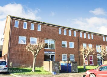 Thumbnail 2 bed flat to rent in Mikern Close, Bletchley, Milton Keynes