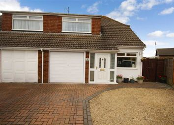 Thumbnail 3 bed semi-detached house for sale in Juniper Close, Coleview, Swindon
