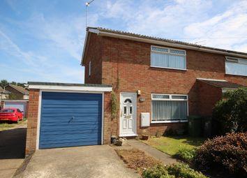 Thumbnail 2 bed end terrace house for sale in Spruce Avenue, Ormesby, Great Yarmouth
