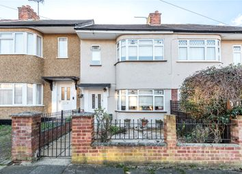 Thumbnail 2 bed terraced house for sale in Bideford Road, Ruislip, Middlesex