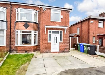 Thumbnail 3 bed semi-detached house for sale in Masefield Avenue, Prestwich, Manchester, Greater Manchester