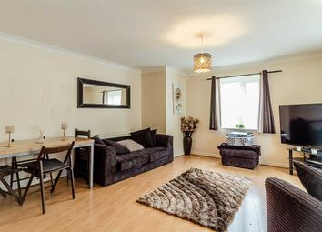 Thumbnail 2 bed flat for sale in Windermere Avenue, Purfleet, Purfleet