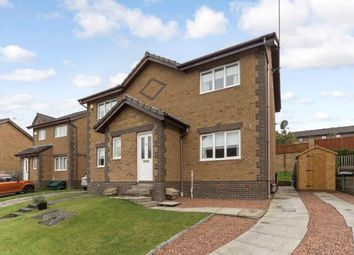 Thumbnail 2 bed semi-detached house for sale in Raith Drive, Blackwood, Cumbernauld, North Lanarkshire