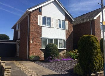 Thumbnail 3 bed detached house for sale in Arras Drive, The Wolds, Cottingham