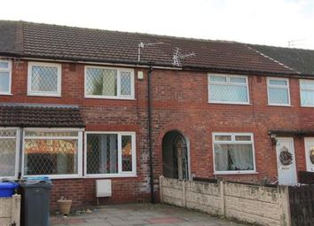 Thumbnail 3 bedroom property to rent in Crowden Road, Manchester