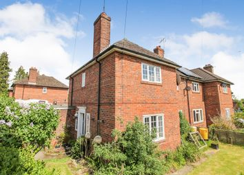 Thumbnail 3 bed semi-detached house for sale in Knights Road, Surrey