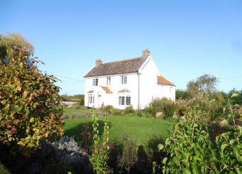 Thumbnail 4 bedroom detached house to rent in Cratfield, Halesworth