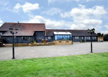 Thumbnail 4 bedroom barn conversion to rent in Millers Lane, Chigwell