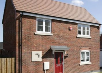 Thumbnail 3 bed detached house for sale in Off Pulford Drive, Thurnby