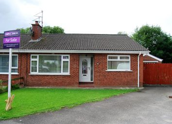 Thumbnail 3 bed semi-detached bungalow for sale in Landgarve Manor, Crumlin