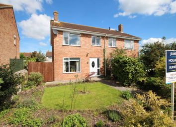 Thumbnail 3 bed semi-detached house for sale in Chancellor Close, Walton, Street