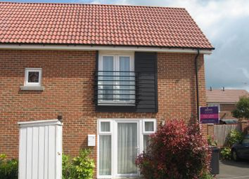 Thumbnail 1 bed semi-detached house to rent in Egerton Drive, Basingnstoke