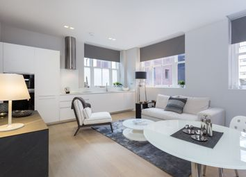 Thumbnail 2 bedroom flat for sale in Stukeley Street, London
