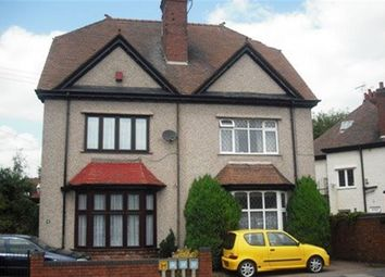 Thumbnail Studio to rent in Stoney Road, Cheylesmore, Coventry