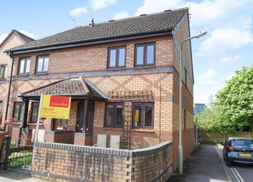 Thumbnail 2 bed semi-detached house to rent in Cosin Close, Oxford