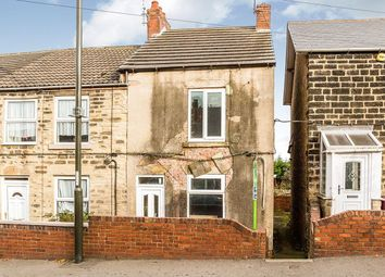 Thumbnail 2 bed terraced house for sale in North Wingfield Road, Grassmoor, Chesterfield