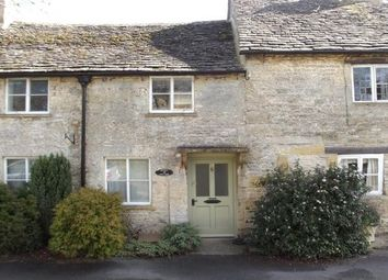Thumbnail 2 bed cottage to rent in Wraggs Row, Stow On The Wold, Cheltenham