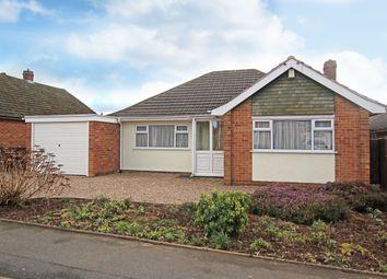Thumbnail 2 bed bungalow for sale in Churchill Close, Ashby-De-La-Zouch LE65, Ashby-De-La-Zouch,