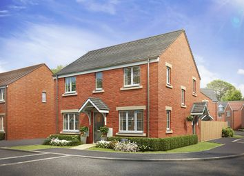 "Thumbnail 4 bedroom detached house for sale in ""The Chedworth Corner"" at Brickburn Close, Hampton Centre, Peterborough"