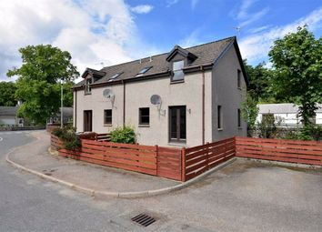 Thumbnail 2 bedroom semi-detached house for sale in Inverallan Court, Grantown-On-Spey