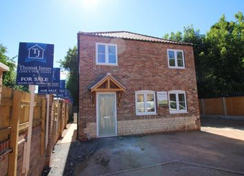 Thumbnail 4 bedroom detached house for sale in Daleside Road, Nottingham