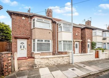 Thumbnail 2 bed semi-detached house for sale in Sudbury Road, Brighton Le-Sands, Liverpool, Merseyside