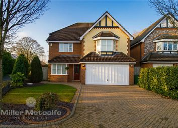 Thumbnail 4 bed detached house for sale in Milldale Close, Lostock, Bolton, Lancashire