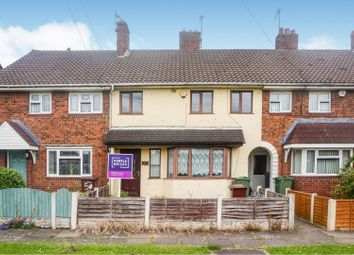 Thumbnail 3 bed terraced house for sale in Fleming Road, Walsall