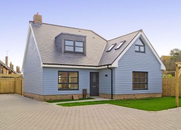 Thumbnail 4 bed detached house for sale in Oakfield Road, East Wittering, Chichester