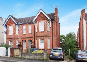 Thumbnail 3 bed semi-detached house for sale in St. Michaels Road, Aldershot