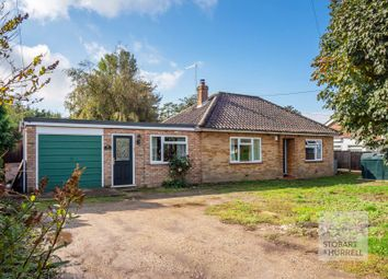Thumbnail 3 bed detached bungalow for sale in Chawton, Market Street, Tunstead, Norfolk