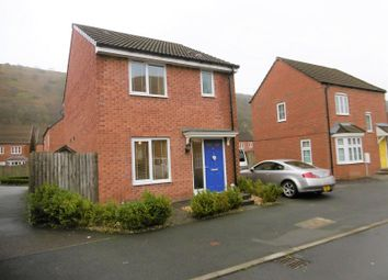 Thumbnail 3 bed detached house for sale in Ffordd Y Glowyr, Godrergraig, Swansea, City And County Of Swansea.