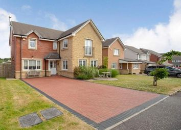 Thumbnail 4 bed detached house for sale in Greenoakhill Court, Uddingston, Glasgow, North Lanarkshire