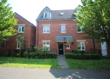 Thumbnail 4 bed semi-detached house for sale in Barley Leaze, Chippenham