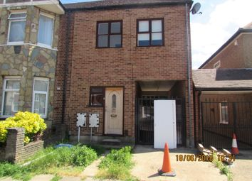 Thumbnail 2 bed terraced house to rent in Albany Road, Romford