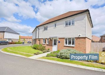 Thumbnail 3 bed semi-detached house for sale in Riggers Way, Hailsham