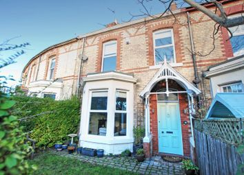 Thumbnail 4 bed terraced house for sale in Ivy Road, Gosforth, Newcastle Upon Tyne