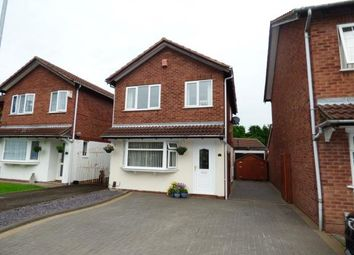 Thumbnail 3 bed detached house for sale in Cringlebrook, Belgrave, Tamworth, Staffordshire