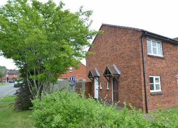 Thumbnail 1 bed end terrace house for sale in Wolsingham Way, Thatcham, Berkshire