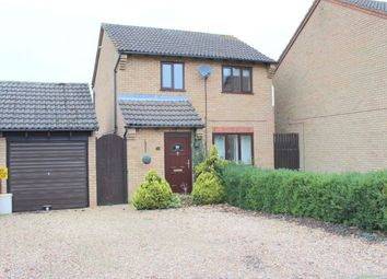 Thumbnail 3 bed detached house for sale in Vienne Close, Duston, Northampton
