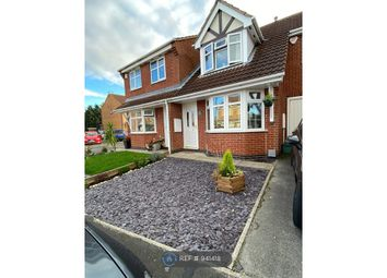 Thumbnail 3 bed terraced house to rent in Merlin Close, Adwick-Le-Street, Doncaster