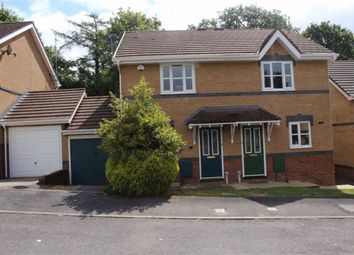 Thumbnail 2 bed semi-detached house for sale in Byron Way, Killay, Swansea