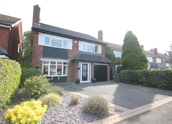 Thumbnail 4 bed detached house for sale in Monastery Drive, Solihull