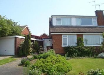 Thumbnail 2 bed semi-detached house to rent in Belvoir Drive, Loughborough