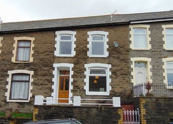 Thumbnail 3 bed terraced house for sale in Penrhys Road, Ystrad, Rhondda Cynon Taff